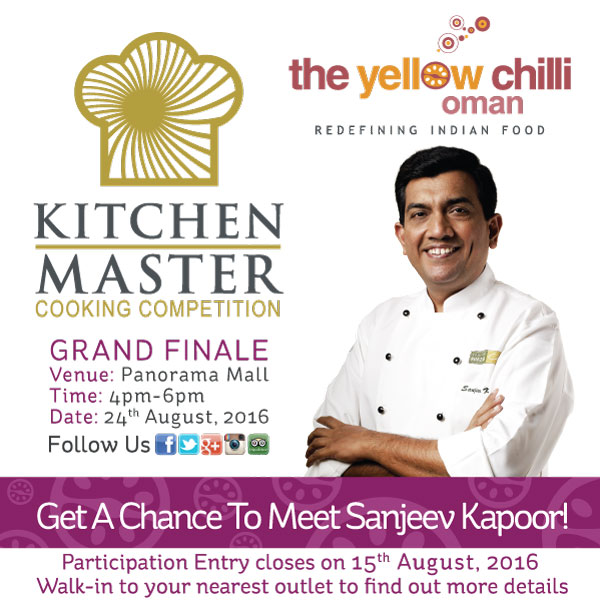 The Yellow chilli (Kitchen Master)