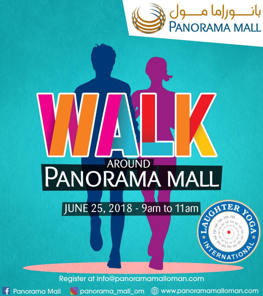 Walk Around the Mall 2018