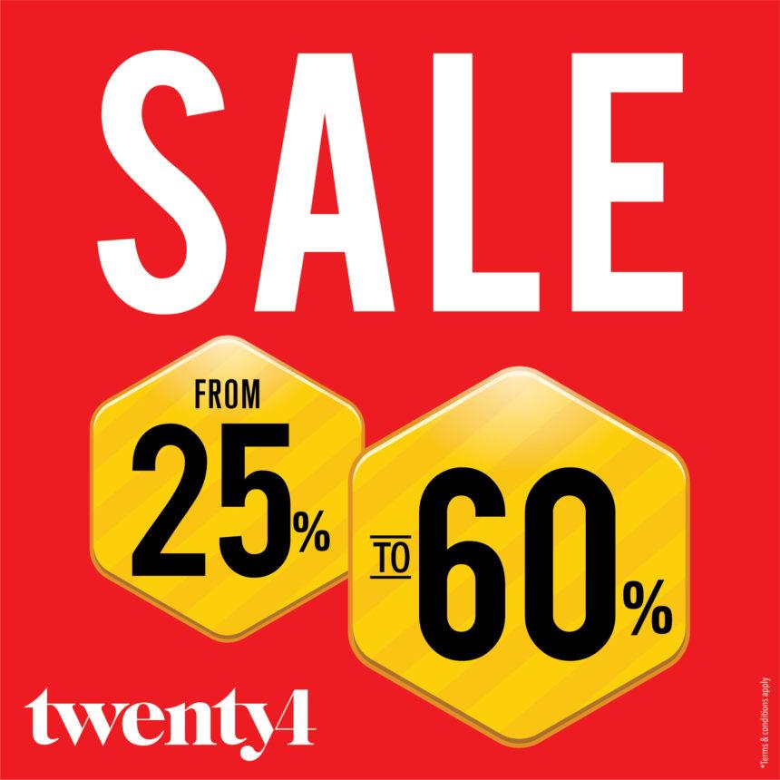 Twenty 4 Sale