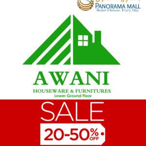 Awani Sale